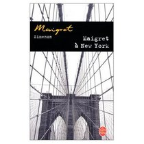Maigret a New York - Book and Two Audio Compact Discs