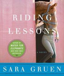 Riding Lessons (Audio CD) (Unabridged)