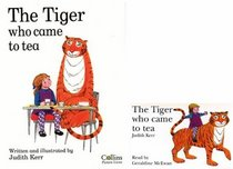 The Tiger Who Came to Tea (Collins Picture Lions)