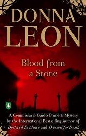 Blood from a Stone (Guido Brunetti, Bk 14)