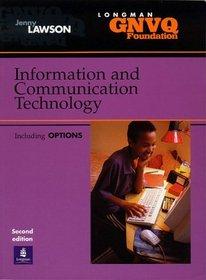 Information and Communication Technology (Longman GNVQ Foundation)