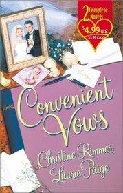 Convenient Vows: Double Dare / Molly Darling
