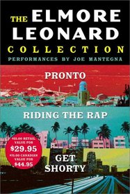 The Elmore Leonard Value Collection: Pronto, Riding the Rap, and Get Shorty