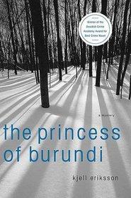 The Princess of Burundi (Ann Lindell, Bk 1)