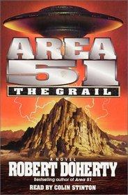 Area 51: The Grail (Audio Cassette) (Abridged)