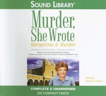 Margaritas & Murder (Murder She Wrote, Bk 24) (Audio CD) (Unabridged)