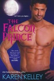 The Falcon Prince (Princes of Symtaria, Bk 2)