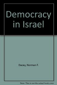 Democracy in Israel