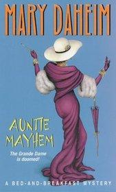 Auntie Mayhem (Bed-And-Breakfast, Bk 9)