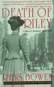 Death of Riley (Molly Murphy, Bk 2)