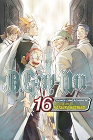 D. Gray-Man, Vol. 16 (D.Gray-Man)
