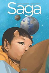 Saga, Vol 1 (Deluxe Edition)