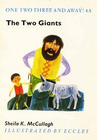 One, Two, Three and Away: Two Giants Red Bk. 4A (One, two, three & away!)