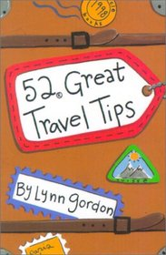 52 Great Travel Tips (52 Deck Series)