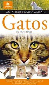 Guia Ilustrado Zahar de Gatos (Em Portugues do Brasil Edition)