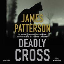 Deadly Cross: Library Edition (Alex Cross)