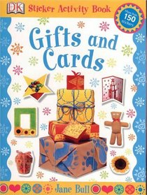 Gifts and Cards (Jane Bull Sticker Activity Bk)