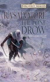 The Lone Drow (Forgotten Realms: Hunter's Blades, Bk 2)