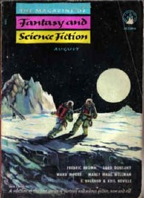 The Magazine of Fantasy and Science Fiction, August 1953 (Vol. 5, No. 2)