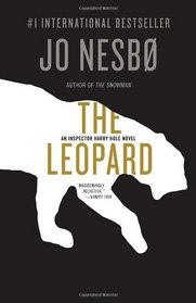 The Leopard (Harry Hole, Bk 8)