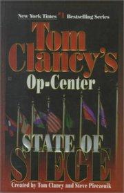 Op-Center: State of Siege (Thorndike Large Print Basic Series)