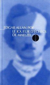 Le Joueur d'échecs de Maelzel (French Edition)