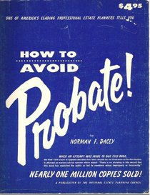 HOW TO AVOID PROBATE P 130
