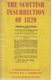 Scottish Insurrection of 1820