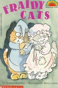 Fraidy Cats (Hello Reader L2)