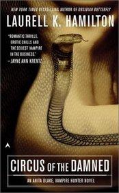 Circus of the Damned (Anita Blake, Vampire Hunter, Bk 3)