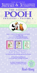 The Original Pooh Treasury: Eeyore Has a Birthday, Kanga and Baby Roo Come to the Forest, Christopher Robin Gives a Pooh Party (The Original Pooh Treasury , Vol 2, No 4,5&6)