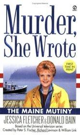 The Maine Mutiny (Murder, She Wrote, Bk 23)