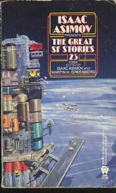 Isaac Asimov presents Great Science Fiction (Daw Book Collectors, No. 856)