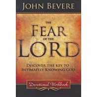 The Fear of the Lord Devotional Workbook
