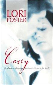 Casey (Buckhorn Brothers, Bk 5)