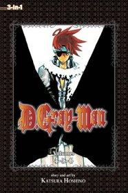 D.Gray-man (3-in-1 Edition), Vol. 2