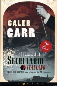 EL CASO DEL SECRETARIO ITALIANO (Latrama) (Spanish Edition)