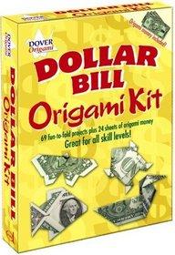 Dollar Bill Origami Kit (Dover Origami)