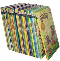 Set of 24 Sommer-Time Stories Reinforced Library Edition with 24 CDs (Another Sommer-Time Story)