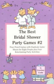 The Best Bridal Shower Party Games #2