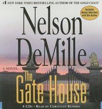 The Gate House (John Sutter, Bk 2) (Audio CD) (Abridged)