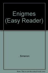 Enigmes (Easy Reader)