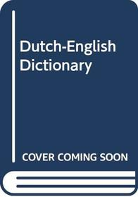 Dutch-English Dictionary (Dutch Edition)
