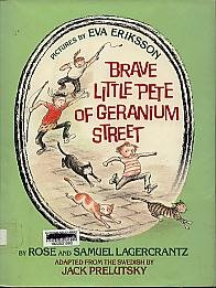 Brave Little Pete of Geranium Street