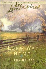Long Way Home (McMahans of Texas, Bk 3) (Love Inspired)