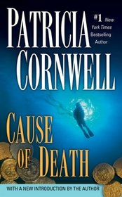 Cause of Death (Kay Scarpetta, Bk 7)