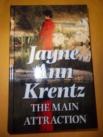 The Main Attraction (Thorndike Large Print Famous Authors Series)