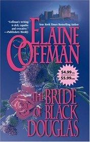 The Bride of Black Douglas (Mackinnon-Douglas, Bk 1)