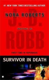 Survivor in Death (In Death, Bk 20)
