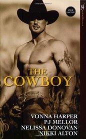 The Cowboy: Wild Ride / Cowboy in Paradise / Saddle Sore / Rodeo Man (Club Fantasy)